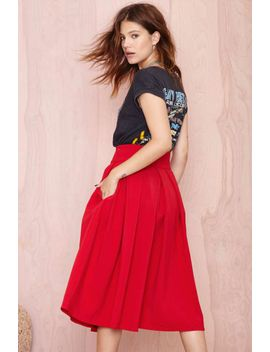 you-compleat-me-skirt by nasty-gal