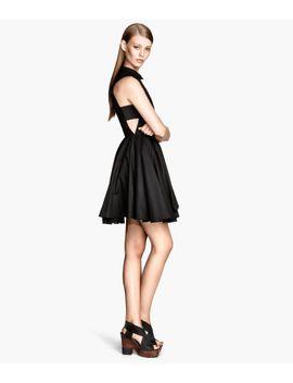 circle-skirt-dress by h&m