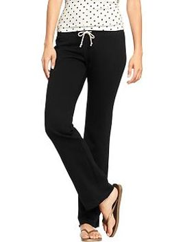 womens-fleece-sweatpants by old-navy