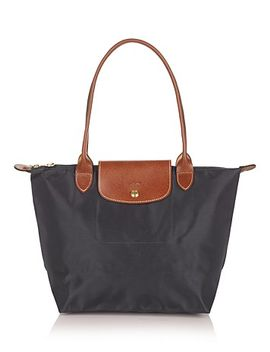 le-pliage-medium-nylon-tote by longchamp