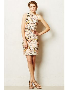 roseblush-pencil-dress by anthropologie
