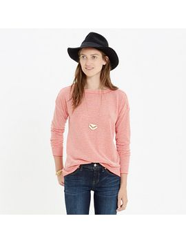 lightstripe-pullover by madewell