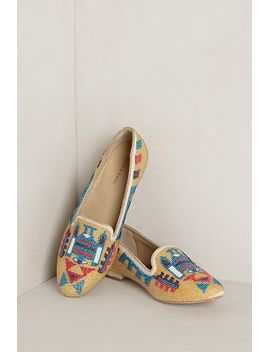 davy-beaded-loafers by anthropologie