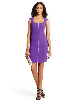 corinne-cross-strap-dress by dvf