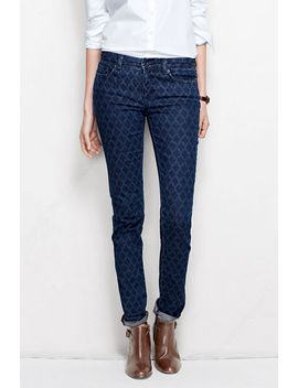 womens-fit-1-low-rise-slim-leg-jeans---indigo-medallion by lands-end