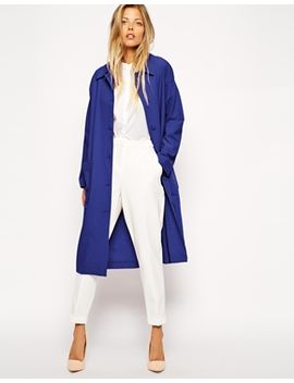 asos-duster-coat-with-patch-pockets by asos-collection