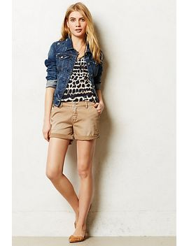 pilcro-hyphen-chino-shorts by anthropologie