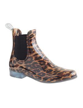 chelsea-leopard-rain-boots by jcrew