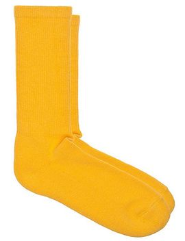 solid-calf-high-sock by american-apparel