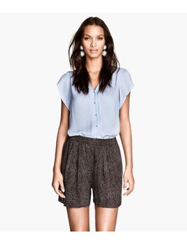 patterned-shorts by h&m