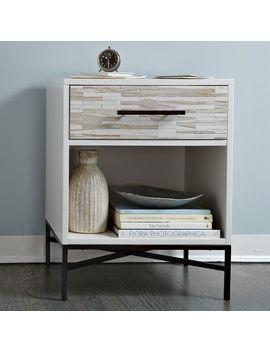 wood-tiled-nightstand by west-elm