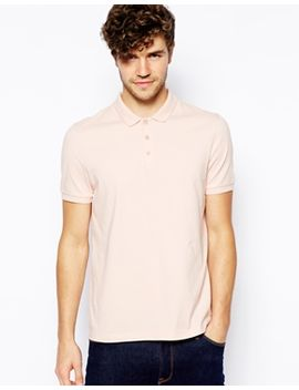 asos-polo-shirt-in-jersey by asos