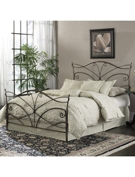 papillon-metal-bed by fbg