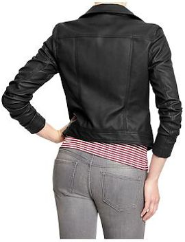 womens-faux-leather-moto-jackets by old-navy