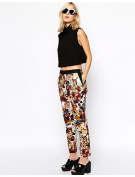 river-island-floral-cigarette-pant by river-island