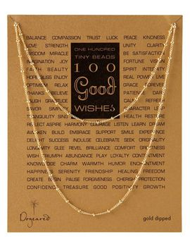 100-good-wishes-necklace by dogeared
