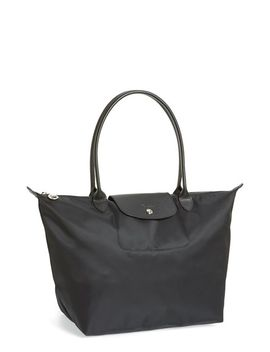 large-le-pliage-neo-nylon-tote by longchamp