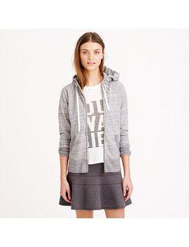 weekend-zip-hoodie by jcrew