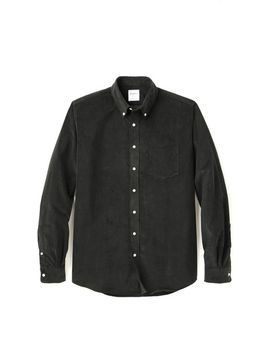 leisure-corduroy-one-shirt by schnaydermans