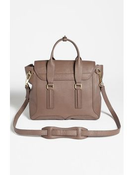 medium-pashli-shark-embossed-leather-satchel by 31-phillip-lim