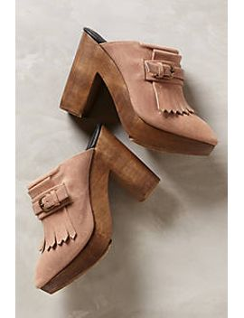diplomat-clogs by anthropologie
