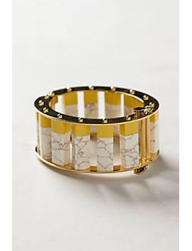 summer-dipped-bangle by anthropologie