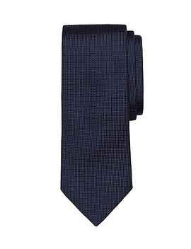 solid-textured-tie by brooks-brothers