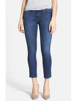 the-looker-crop-skinny-jeans by mother