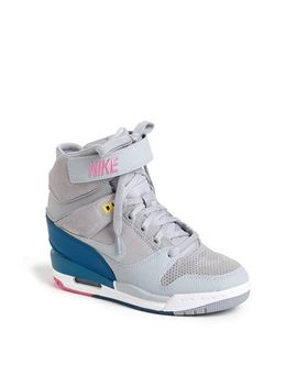 air-revolution-sky-hi-sneaker by nike