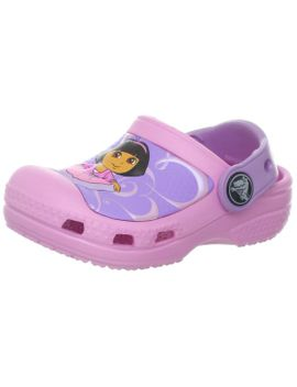 crocs-girls-cc-dora-ballet-clog by crocs