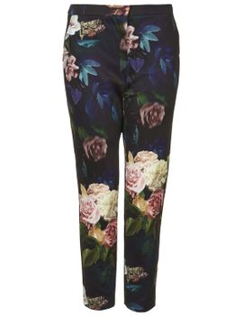 clean-rose-cigarette-trousers by topshop