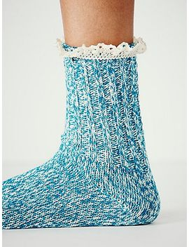 heathered-highland-boot-sock by free-people
