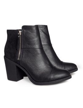 ankle-boots by h&m