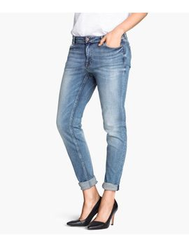 girlfriend-jeans by h&m