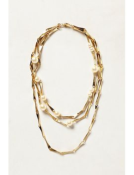 pearl-lyrique-necklace by anthropologie