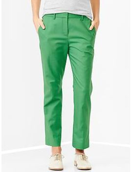 tailored-crop-pants by gap