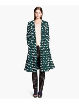 flared-coat by h&m