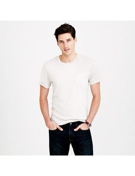 slim-broken-in-pocket-t-shirt by jcrew