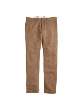 unhemmed-essential-chino-in-484-fit by jcrew