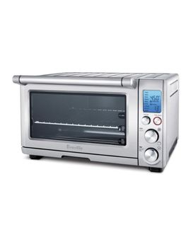 breville-bov800xl-smart-oven-1800-watt-convection-toaster-oven-with-element-iq,-silver by breville