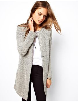 asos-jacket-in-longline-and-texture by asos-collection