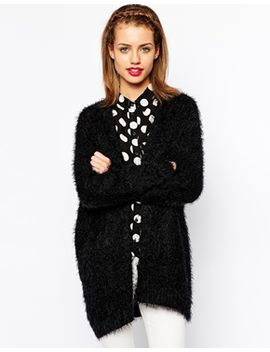 new-look-eyelash-stitch-cardigan by new-look