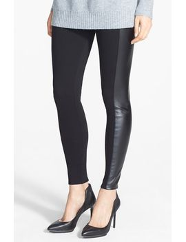 faux-leather-stripe-ankle-zip-moto-leggings by nordstrom