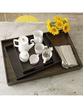 wood-trays---espresso by west-elm