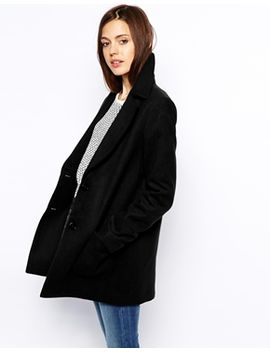 asos-ultimate-slim-coat by asos-collection