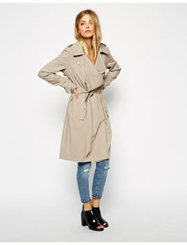 asos-mac-with-zip-detail by asos-collection