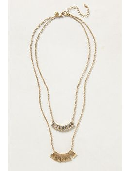 planklet-gem-necklace by anthropologie