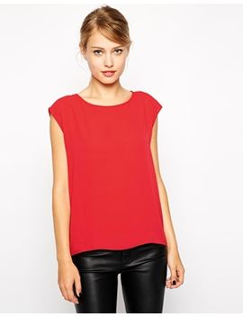 oasis-woven-shell-top by oasis