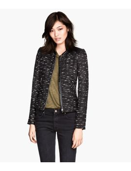 textured-jacket by h&m