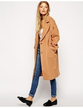 asos-cocoon-coat by asos-collection